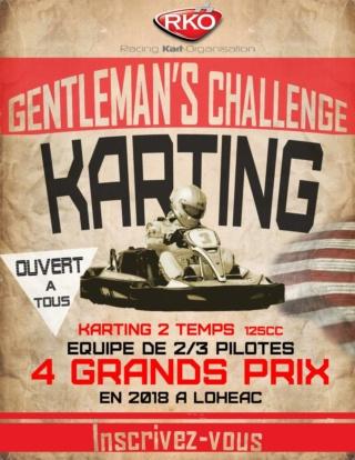 Gentleman's Challenge 2018 @ RKO Lohéac