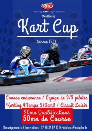 Kart Cup #1 @ RKO Lohéac