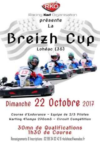 La Breizh Cup Loheac @ RKO Lohéac